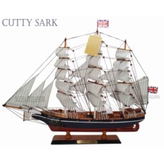 Модель корабля Catty Sark