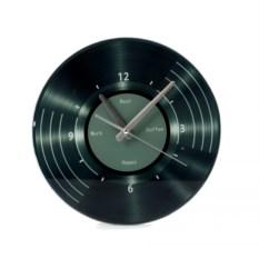 Настенные часы Пластинка