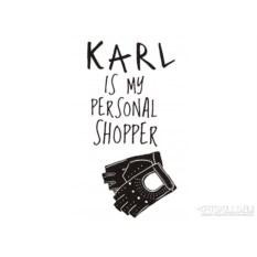 Женская футболка Personal shopper