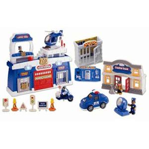 Игровой набор «Полиция»