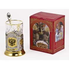 Набор для чая Россия (премиум)