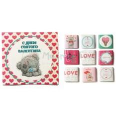 Шоколадный набор С днем святого Валентина
