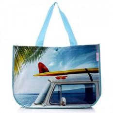 Пляжная сумка горизонтальная Surf
