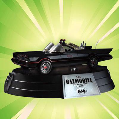 Фигурка Batmobile Replica