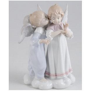 Статуэтка  «Ангелочек»