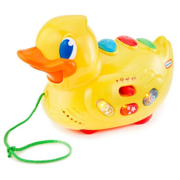 Музыкальная игрушка Уточка Little Tikes