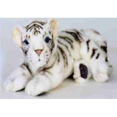 Мягкая игрушка Hansa Белый тигрёнок