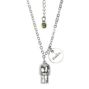 Ожерелье с талисманом Swarovski,Хонока (Honoka) Творчество