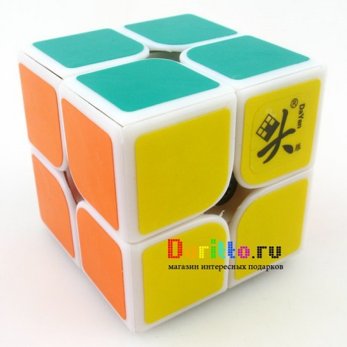 Кубик-головоломка Da Yan 2х2