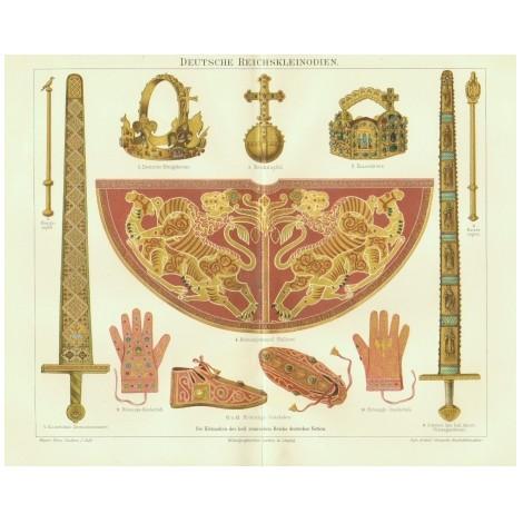 Сокровища королей средневековой Германии
