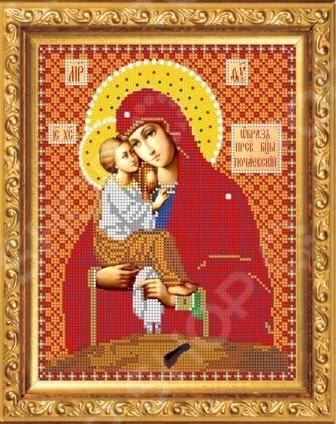 Набор для вышивания «Пресвятая Богородица Почаевская»