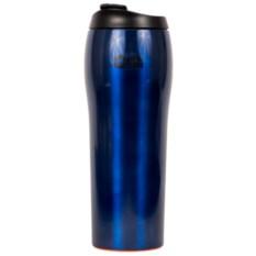 Синий непадающий тамблер Mighty Mug Go