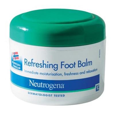 Освежающий бальзам для ног Foot Care Neutrogena