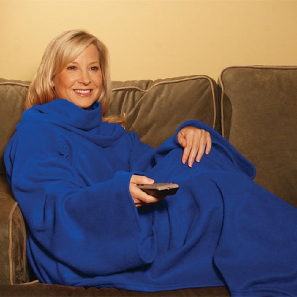 Плед-одеяло с рукавами