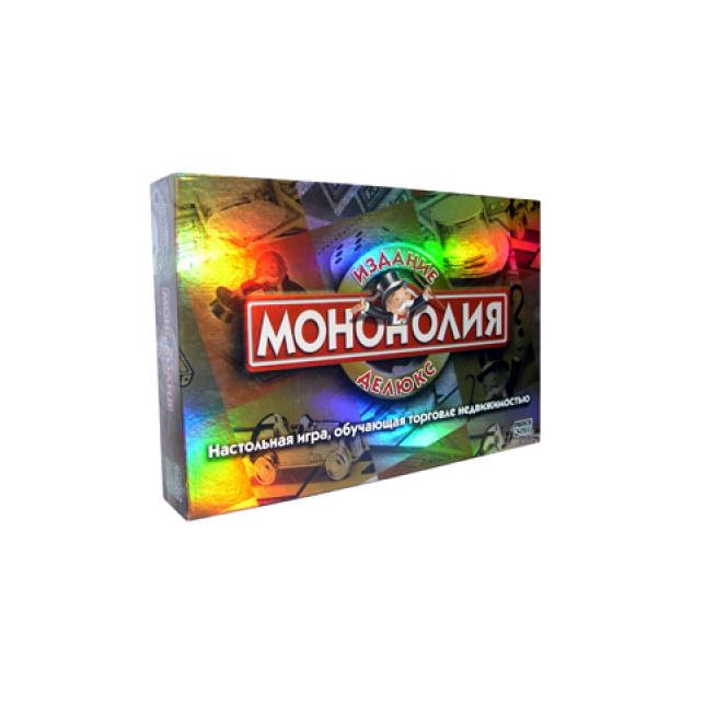 Игра «Монополия»  Deluxe