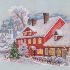 Набор для вышивания Рождество