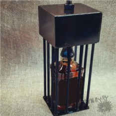 Подставка-летка для бутылки Сейф