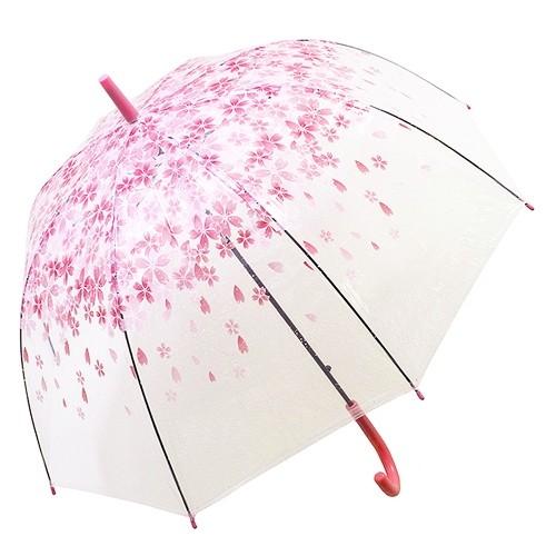 Купольный зонт Розовые цветы