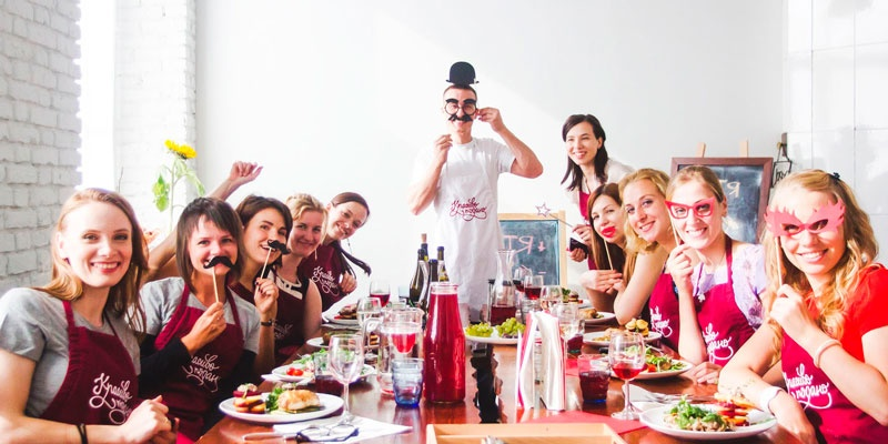 Подарочный сертификат Обучение кулинарии
