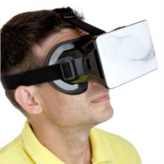 Белые очкивиртуальной реальности D601