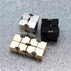 Бесконечный куб (алюминий)