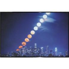 Картина с кристаллами Swarovski Восхождение луны