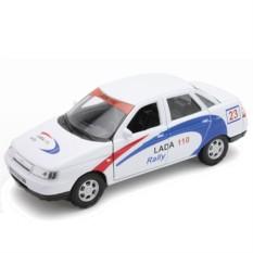 Модель машины Welly  LADA 110 Rally