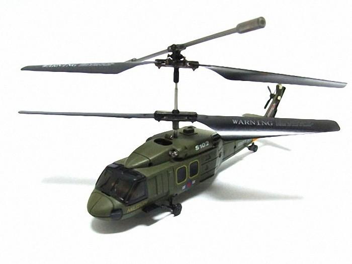 Радиоуправляемый вертолет Syma Black Hawk UH-60