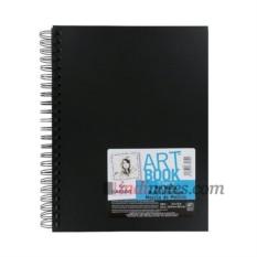 Скетчбук Canson Artbook Mix Media A4 на спирали