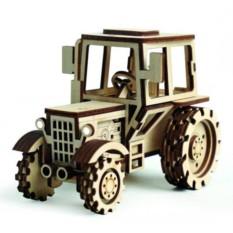 3D конструктор Трактор