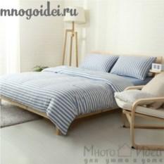 Комплект трикотажного постельного белья Летнее небо