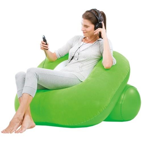Надувное кресло «Гнездышко»