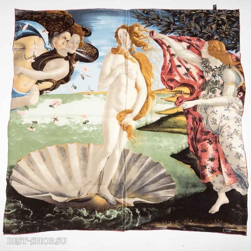 Шелковый платок «Рождение Венеры»