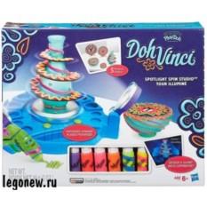 Набор для творчества Студия дизайна (Play Doh)