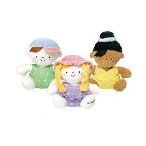 Мягкие малыши: Уэйн, Джулия, Барбара