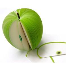 Блокнот-раскладушка «Яблоко зелёное»