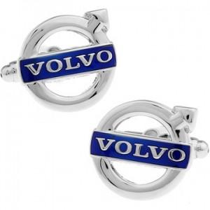 Запонки Volvo