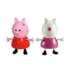Игровой набор «Пеппа и Сьюзи», Peppa Pig