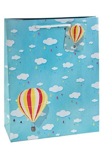 Пакет подарочный Воздушные шары