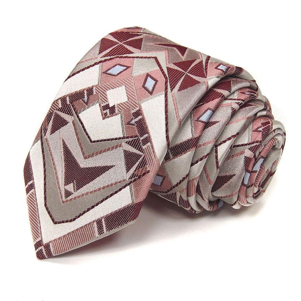 Яркий мужской галстук Christian Lacroix