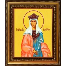 Икона Валерия (Калерия) Кесарийская – Святая мученица