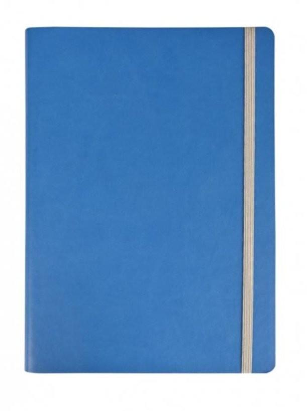 Светло-синий недатированный Ежедневник Vivien