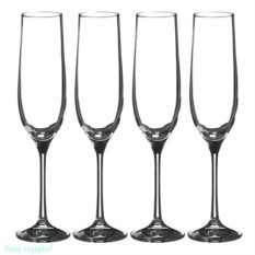 Набор бокалов для шампанского «Бар»