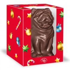 Шоколадный подарок Символ года. Защитник