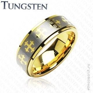 Вольфрамовое кольцо Крестовый поход