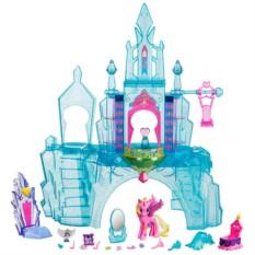 Кукольный домик Hasbro My Little Pony Кристальный замок