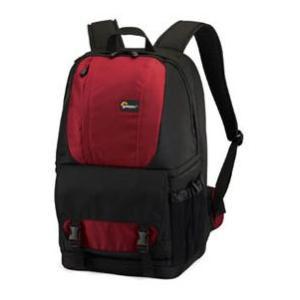 Рюкзак, LowePro FastPack 250, красный