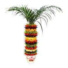 Композиция из фруктов Фруктовая пальма