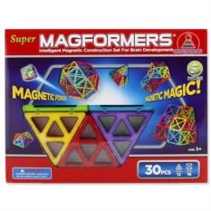Магнитный конструктор Magformers Super (30 деталей)