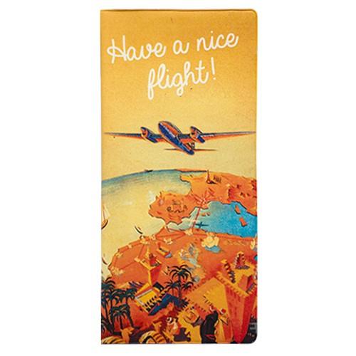 Обложка для документов путешественника Have a nice flight